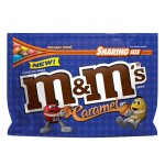 M&M'S Caramel Chocolate Candy Sharing Size